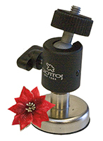 Wood's Powr-Grip Mini-Mount with Magnetic Base for Cameras and Camcorders.
